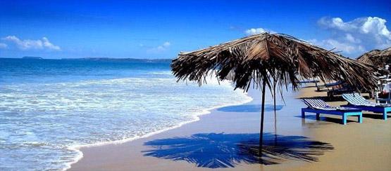 Beach at Goa