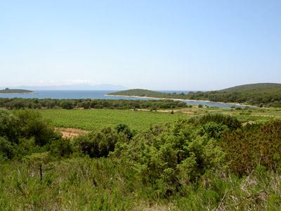 island off Hvar