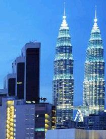 Malaysia's Petronas Tower