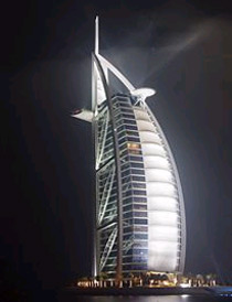 Visit the Burj Al Arab on your next trip to Dubai