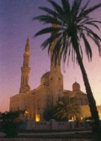 Mosque in the U.A.E.