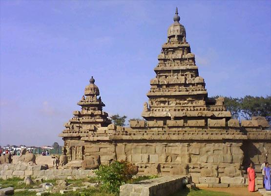 Shore Temple - India Mahabalipuram