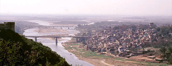Photo of the Tawi river taken by Paul La Porte
