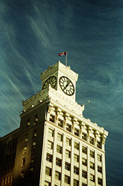 Vancouver Clock Tower